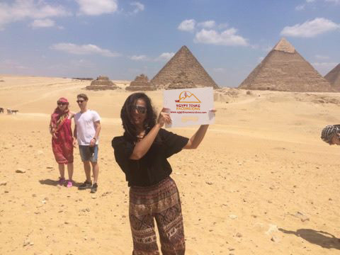 Pyramids Happy clients
