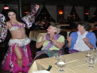Nile Cruise - Belly Dancing - Dinner